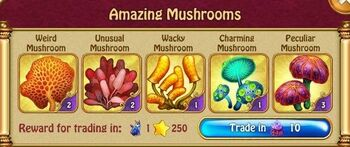 Amazing Mushroom Collection
