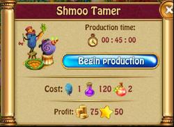 Shmoo tamer P