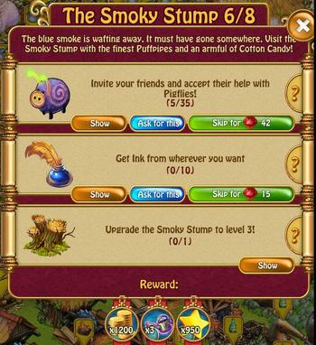 Smoky stump 6 of 8