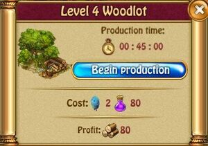Woodlot level 4