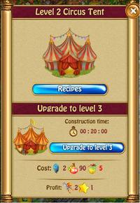 Circus tent P2