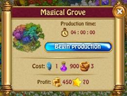 Magic groveP1