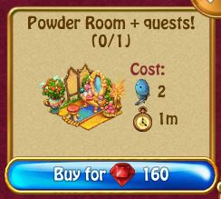 Powder Room Chat