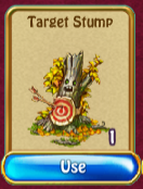 Target stump invent