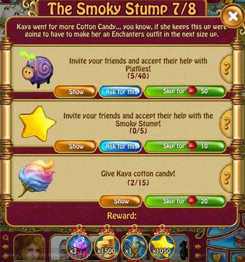 Smoky stump 7 of 8