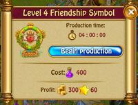 Friendship symbolP4