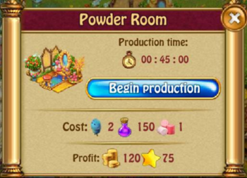 Powder room P1