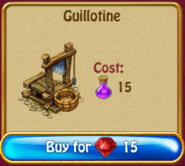 Guillotine rN180