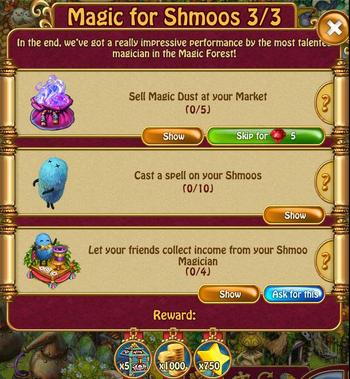 Magic for shmoos 3 of 3