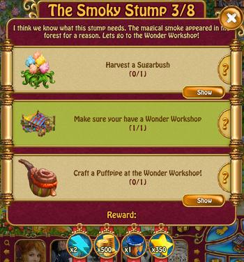 Smoky stump 3 of 8