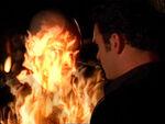 Immolating