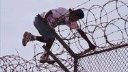 Climbing border
