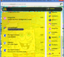Spongebob Squarepants Chat Skin