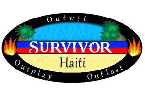 SurvivorHaitiLogo