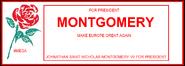 Johnathan Saint Nicholas Montgomery VII Chawosaurian European Parliament Presidential Campaign