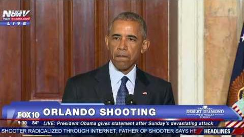 """FNN- Obama Talks About Orlando Shooting, Fighting ISIS and Phrase """"Radical Islam"""" - FULL SPEECH"""