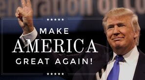 Trump Slogan