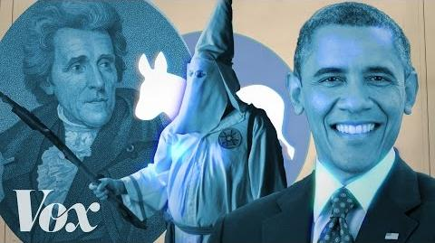 From white supremacy to Barack Obama- The history of the Democratic Party
