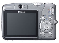 Canon 710 back