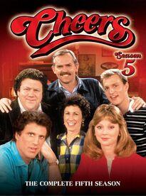 Cheers season 5