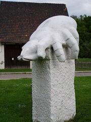 Käsemilben-Denkmal