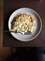 2nd evol Mac and cheese
