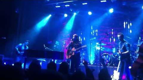 "Sara Bareilles, ""Let The Rain"" Live at Webster Hall, New York, NY 11.10.2010"