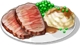 Dish-Roast Beef