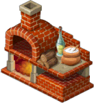 Appliance-Brick Oven
