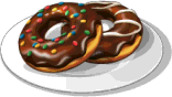 File:Dish-Chocolate Glazed Donut.png