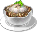 Dish-Mushroom Risotto