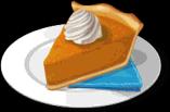 Dish-Pumpkin Pie