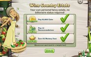 Wine Country Estate-unlock