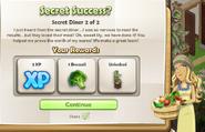 Secret Success.