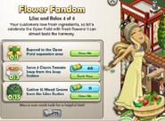 Flower Fandom