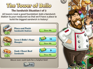 The Tower of Bello