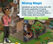 Mixing Magic