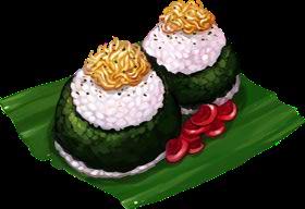Recipe-Chicken Onigiri
