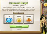 Haunted Soup!