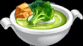 Recipe-Creamy Broccoli Soup