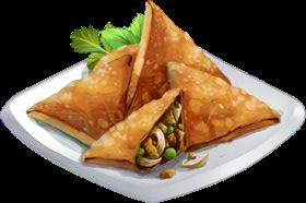 Recipe-Chicken Samosa