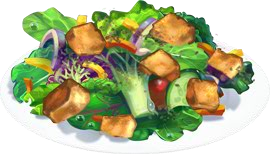 Recipe-House Salad