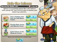 Rule the Salmon