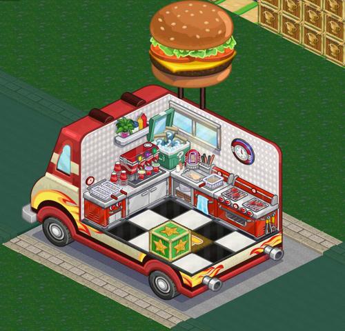 -Burger Truck