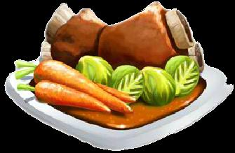 Recipe-Short Ribs Plate
