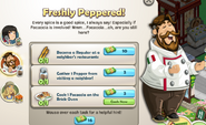 Freshly Peppered!