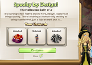Spooky by Design!