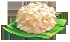 Ingredient-Sticky Rice