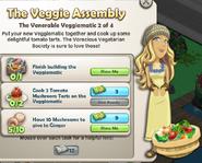 The Veggie Assembly