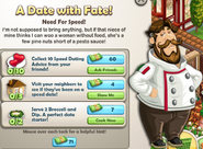 A Date with Fate!